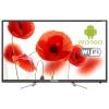 Телевизор Telefunken TF-LED32S81T2S, черный, купить за 10 460руб.