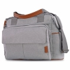 на коляску Inglesina Dual Bag Derby Grey, купить за 6 510 руб.