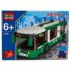 Конструктор Город мастеров. Автобус с фигуркой KK-5501-R от 6 лет, купить за 663руб.