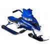 Снегокат Yamaha Viper Snow Bike, синий, купить за 5100руб.