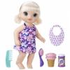 Кукла Hasbro Baby Alive Малышка с мороженым, 31 см, C1090, купить за 2 285руб.