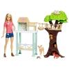 Кукла Mattel Barbie Спасатель животных, FCP78, купить за 4 460руб.