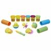 Набор для лепки игровой Hasbro Play-Doh Текстуры и инструменты (B3408), купить за 1 340руб.