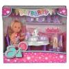 Кукла Simba Еви День рождения питомцев 12 см 5732831, купить за 1 190руб.