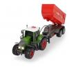 Игрушки для мальчиков Трактор Dickie Toys Fendt (с прицепом) 41 см, купить за 2 460руб.