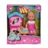 Кукла Simba Еви с кроликами, 12 см, 5733065, купить за 1 090руб.