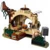 Конструктор LEGO Star Wars 75208 Хижина Йоды (229 деталей), купить за 2 180руб.