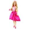 Кукла принцесса Barbie Поздравление с Днем Рождения, 29 см, DHC37, купить за 1 370руб.