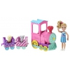 Кукла Barbie (Клуб Челси) Паровозик, FRL86, купить за 1 820руб.