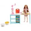 Кукла Barbie Завтрак со Стейси, FRH74, купить за 1 950руб.