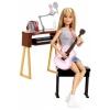 Кукла Barbie Музыкант с гитарой и синтезатором, 29 см, FCP73, купить за 3 470руб.