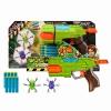 Оружие игрушечное Бластер Zuru Быстрый Огонь (с мишенями) Атака пауков 4801, купить за 1 235руб.