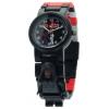 Часы наручные Lego Star Wars 8020431 Darth Maul (с минфигуркой), купить за 1 970руб.