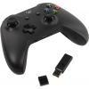 Microsoft Xbox One 4N7-00003 (+ кабель для Windows 10 и беспроводной адаптер), черный, купить за 4 448руб.