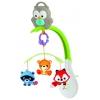 """Товар для детей Fisher-Price Музыкальный мобиль 3-в-1 """"Лесные друзья"""" (CDM84), купить за 2 615руб."""