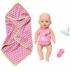 Кукла Zapf Creation My Little Baby born (для игры в воде) 32 см, 825-341, купить за 2 599руб.