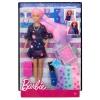 Кукла Barbie Цветной сюрприз (с розовыми волосами) FHX00, купить за 2 885руб.