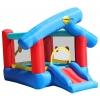 Батут детский Happy Hop Игровой город 6 в 1 9111 (надувной), купить за 22 420руб.