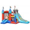 Батут детский Happy Hop Цитадель 3 в 1 9021, купить за 59 890руб.