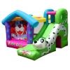 Батут детский Happy Hop Далматинец 9109 (надувной), купить за 50 035руб.