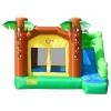 Батут детский Happy Hop Мега Джунгли 9164 (детский надувной), купить за 47 570руб.