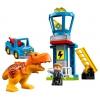 Конструктор Lego Duplo Jurassic World 10880 Башня Ти-Рекса, купить за 2 180руб.