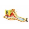 Батут детский Happy Hop с бассейном, водый, 9281, купить за 54 210руб.