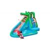 Батут детский Happy Hop надувная водная горка Крокодильчик 9240, купить за 39 680руб.