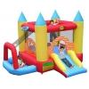 Батут детский Happy Hop Игровой центр 4 в 1 Мини Замок 9114, купить за 25 520руб.
