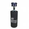 My Bottle (550 мл) в чехле, купить за 495руб.