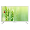 Телевизор JVC LT24M585W, белый, купить за 9800руб.