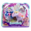 Кукла Mattel Enchantimals с большой зверюшкой, 15 см, FKY72, купить за 1 020руб.