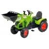 Педальная машина Falk FAL1011D, зеленая, купить за 20 050руб.
