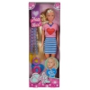 Кукла Simba Steffi Love Штеффи с аксессуарами для волос, 29 см, 5733046, купить за 1 360руб.
