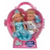 Кукла Simba Тимми и Еви - принц и принцесса 12 см 5733071WBO, купить за 999руб.