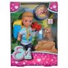 Кукла Simba Поход Тимми, 12 см, 5733230, купить за 849руб.