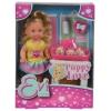 Кукла Набор Simba Еви с собачками 12 см 5733041, купить за 849руб.