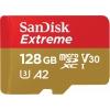 Карта памяти microSDXC Sandisk Extreme 128 ГБ, 160 МБ/с, Class 10, SDSQXA1-128G-GN6MA (с адаптером), купить за 1 805руб.
