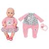 Кукла Zapf my first Baby Annabell, с дополнительным набором одежды, 36 см, 700-518, купить за 3 120руб.