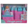 Кукла Набор Simba Еви и замок принцессы (12 см) 5732301, купить за 1 480руб.