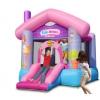 Батут детский Happy Hop Дом принцессы 9215P надувной, купить за 22 780руб.