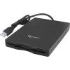 Оптический привод Gembird FLD-USB черный, купить за 710руб.