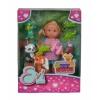 Кукла Набор Simba Сафари с Еви (12 см), купить за 899руб.