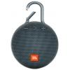 Портативную акустику JBL Clip 3, голубая, купить за 2560руб.