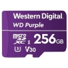Карта памяти Western Digital microSDXC 256Gb Class10 WD WDD256G1P0A Purple w/o adapter, купить за 4 195руб.