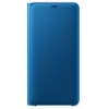 Samsung для Samsung A7 (2018) Wallet Cover синий, купить за 1 545руб.