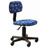 Компьютерное кресло Бюрократ CH-201NX/DOGS-BL синее,собачки, купить за 2 046руб.
