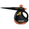 Пароочиститель Endever Odyssey Q-408, черный/оранжевый, купить за 2 400руб.