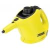 Пароочиститель-отпариватель Karcher SC 1 желтый/черный