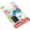 SanDisk Ultra microSDHC Class 10 UHS-I 48MB/s 32GB + �� � SD-�������, ������ �� 800 ���.